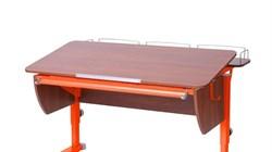 Приставка фронтальная Астек для парт ТВИН/ТВИН-2 и МОНО/МОНО-2 (Цвет каркаса:Оранжевый, Цвет товара:Яблоня) - фото 18207