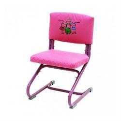 Чехол ОКСФОРД для стула ДЭМИ СУТ-01 И СУТ-02 (ЧДС-02) (Цвет товара:Розовый) - фото 19356