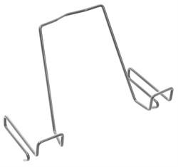 Подставка для книг ДЭМИ для наклонных столешниц ПК-01 (Цвет товара:Серый) - фото 19416