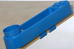 Пенал-контейнер навесной для парт Дэми ОКП-02 макси (Цвет товара:Синий) - фото 21068