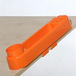 Пенал-контейнер навесной для парт Дэми ОКП-02 макси (Цвет товара:Оранжевый) - фото 21081