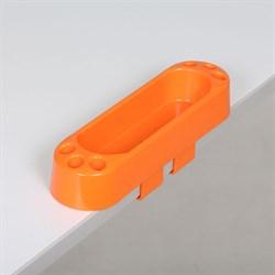 Пенал-контейнер навесной для парт Дэми ОКП-01 мини (Цвет товара:Оранжевый) - фото 21158