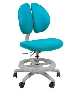 Детское кресло для школьника Mealux Duo Kid (Голубой) - фото 21389