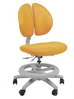 Детское кресло для школьника Mealux Duo Kid (Желтый) - фото 21404
