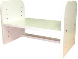 Регулируемая подставка для ног ПартаТорг (Цвет товара:Белый) - фото 22168