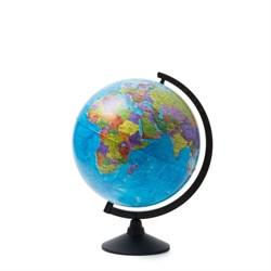 Глобус Земли политический Globen 320 мм Классик (Цвет товара:Черный) - фото 22177