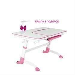 Парта-трансформер для школьника FunDesk Amare (Розовый) - фото 23213