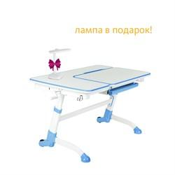 Парта-трансформер для школьника FunDesk Amare (Голубой) - фото 23218