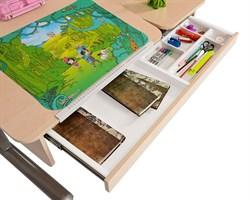 Выдвижной ящик Астек для Твин-2/Моно-2 (Цвет товара:Береза) - фото 23849