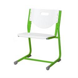 Стул - трансформер Астек SF-3 (Цвет сиденья и спинки стула:Белый, Цвет каркаса:Зеленый) - фото 24007