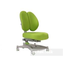 Ортопедическое кресло для детей FunDesk Contento (Цвет обивки:Зеленый, Цвет каркаса:Серый) - фото 25501