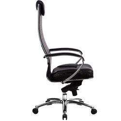 Эргономическое офисное кресло Metta SAMURAI KL-1.03 (Цвет обивки:Бежевый, Цвет каркаса:Серебро) - фото 26161