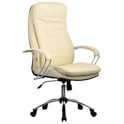Офисное кресло Metta LK-3 (Цвет обивки:Бежевый) - фото 26506
