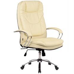 Офисное кресло Metta LK-11 (Цвет обивки:Бежевый) - фото 26510