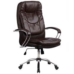 Офисное кресло Metta LK-11 (Цвет обивки:Коричневый) - фото 26515