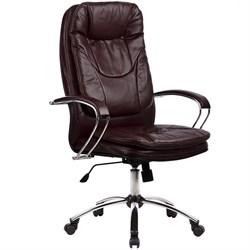 Офисное кресло Metta LK-11 (Цвет обивки:Темно бордовый) - фото 26524