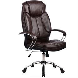 Офисное кресло Metta LK-12 (Цвет обивки:Коричневый) - фото 26532