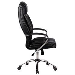 Офисное кресло Metta LK-12 (Цвет обивки:Темно бордовый) - фото 26538