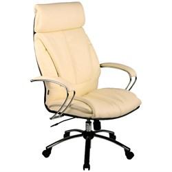 Офисное кресло Metta LK-13 (Цвет обивки:Бежевый) - фото 26549