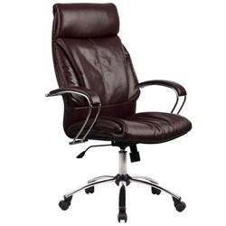 Офисное кресло Metta LK-13 (Цвет обивки:Темно бордовый) - фото 26554