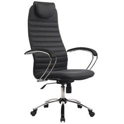 Офисное кресло Metta BK-10 (Цвет обивки:Тёмно - серый) - фото 26562