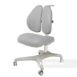 Подростковое кресло для дома FunDesk Bello II (Цвет обивки:Серый, Цвет каркаса:Серый) - фото 26707