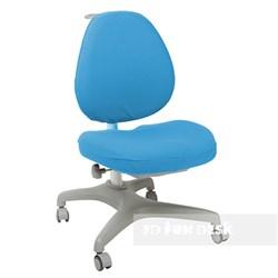 Чехол для кресла FunDesk Bello I (Цвет товара:Голубой) - фото 26715