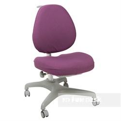 Чехол для кресла FunDesk Bello I (Цвет товара:Фиолетовый) - фото 26723