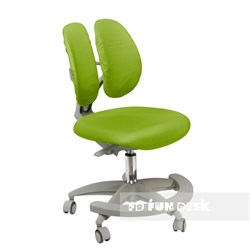 Чехол для кресла FunDesk Primo (Цвет товара:Зеленый) - фото 26729