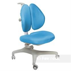 Чехол для кресла FunDesk Bello II (Цвет товара:Голубой) - фото 26752