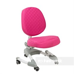 Чехол для кресла FunDesk Buono (Цвет товара:Розовый) - фото 27490