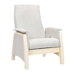 Кресло для кормления Milli Sky (Цвет обивки:Verona Light Grey, Цвет каркаса:Дуб шампань, Материал спинки, сиденья:Ткань - ткань) - фото 27682
