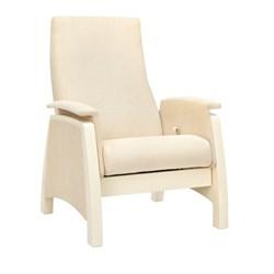 Кресло для кормления Milli Sky (Цвет обивки:Verona Vanila, Цвет каркаса:Дуб шампань, Материал спинки, сиденья:Ткань - ткань) - фото 27689
