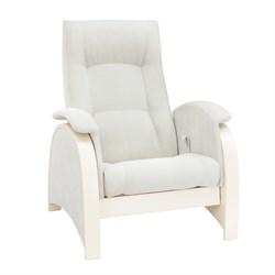 Кресло для кормления Milli Fly (Цвет обивки:Verona Light Grey, Цвет каркаса:Дуб шампань, Материал спинки, сиденья:Ткань - ткань) - фото 27724