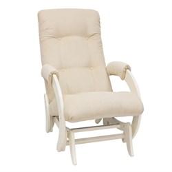 Кресло для кормления Milli Smile (Цвет обивки:Verona Vanila, Цвет каркаса:Дуб шампань, Материал спинки, сиденья:Ткань - ткань) - фото 27779