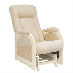 Кресло для кормления Milli Joy (Цвет обивки:Verona Vanila, Цвет каркаса:Дуб шампань, Материал спинки, сиденья:Ткань - ткань) - фото 27806