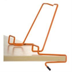 Подставка для книг ДЭМИ для наклонных столешниц ПДК-02 (Цвет товара:Оранжевый) - фото 29041