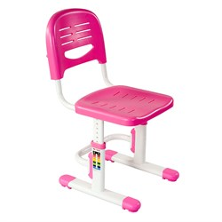 Детский стул FunDesk SST3 (Розовый) - фото 32566