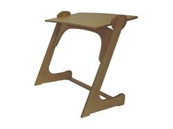 Растущая стол - парта Стандарт Конёк Горбунёк (Сандал) - фото 32888