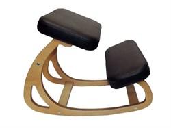 Балансирующий коленный стул Конёк Горбунёк (Сандал) - фото 32931