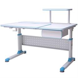 Парта-трансформер Rifforma Comfort-34 (голубой) - фото 33139