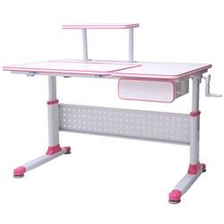 Парта-трансформер Rifforma Comfort-34 (розовый) - фото 33141