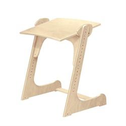 Растущая стол - парта Конёк Горбунёк (Береза) - фото 37059