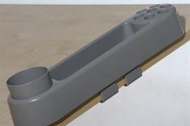 Пенал-контейнер навесной для парт Дэми ОКП-02 макси (Цвет товара:Серый)