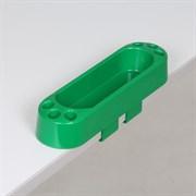 Пенал-контейнер навесной для парт Дэми ОКП-01 мини (Цвет товара:Зеленый)