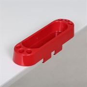 Пенал-контейнер навесной для парт Дэми ОКП-01 мини (Цвет товара:Красный)