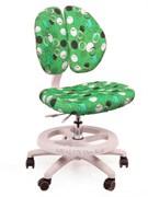 Детское кресло для школьника Mealux Duo Kid (Зеленый с кольцами)