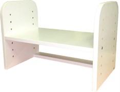 Регулируемая подставка для ног ПартаТорг (Цвет товара:Белый)