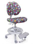Детское кресло Mealux Duo Kid Plus (Синий с кольцами)