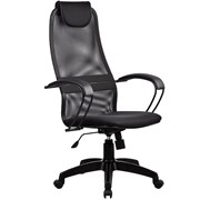 Офисное кресло Metta BP-8 (Цвет обивки:Черный, Цвет каркаса:Черный)